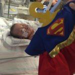 【育児記録16】未熟児網膜症治療のため硝子体手術を行いました(左目)