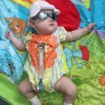 【育児記録38】NICUを退院してから7ヶ月が経ちました